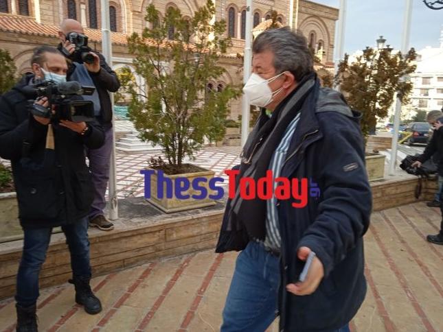Ο δήμαρχος Νεάπολης – Συκεών, Σίμος Δανιηλίδης